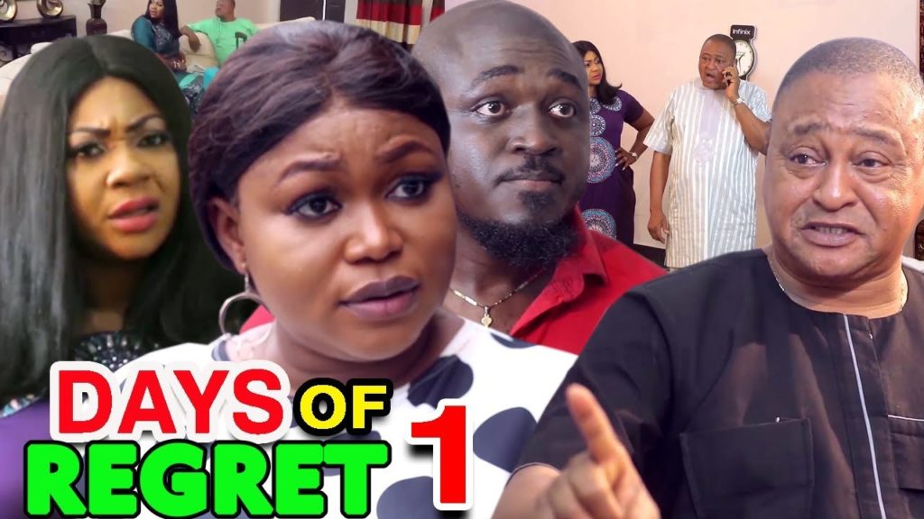 DAYS OF REGRET SEASON 1 - (New Movie) Ruth Kadiri 2020