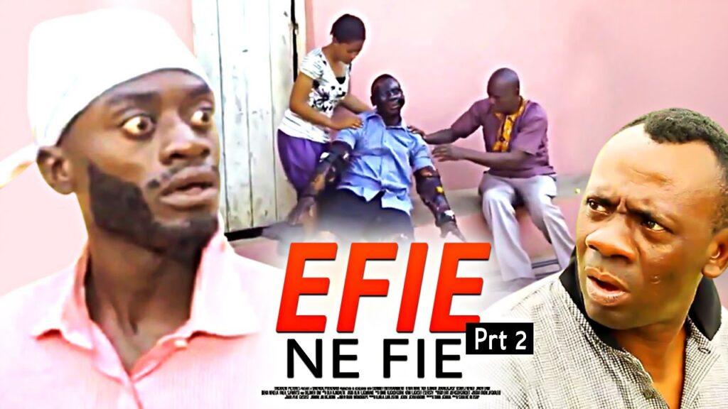 EFIE NE FIE Latest Ghana Twi Movie - YouTube